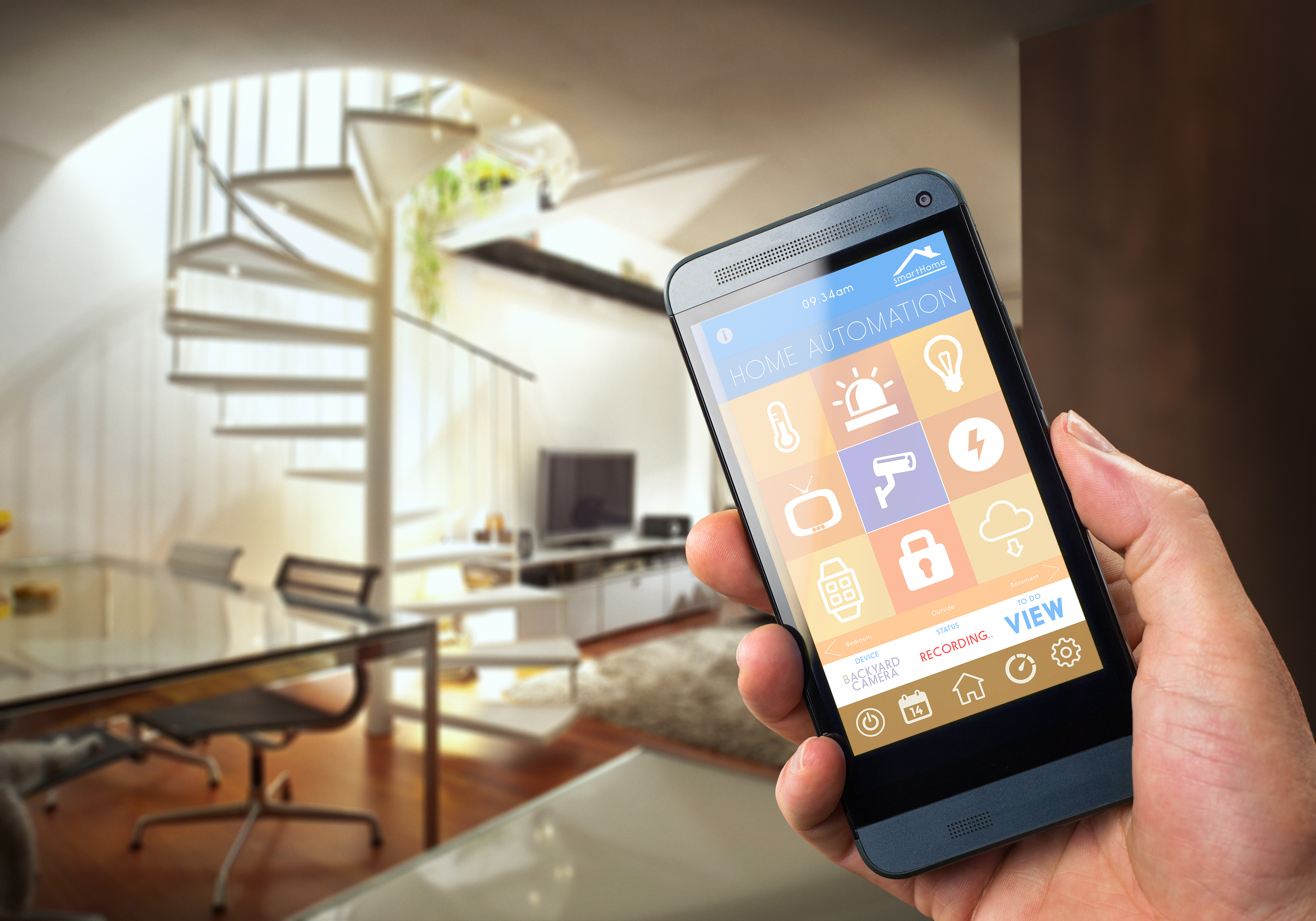 Home Automation System Tampa FL