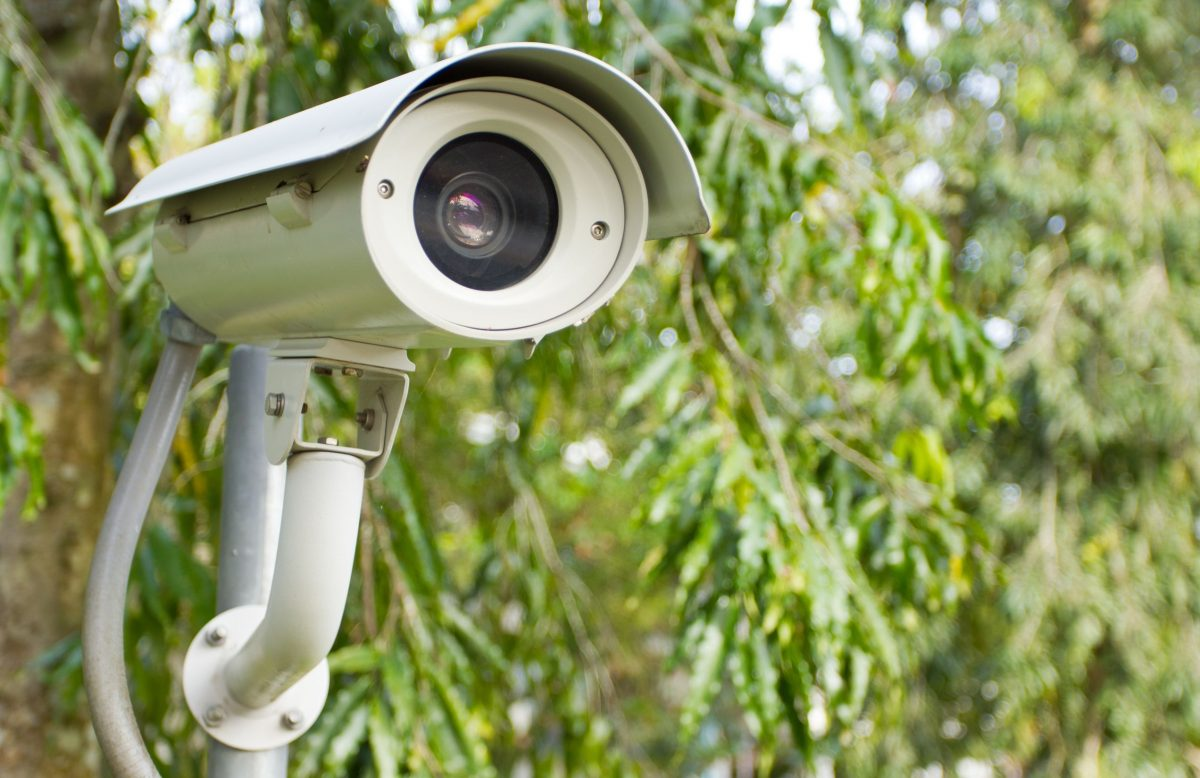 How to Determine Whether Your Security Camera is On
