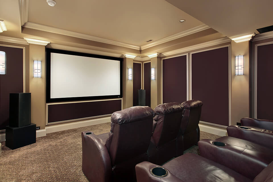 Home Theater Installation Jacksonville FL