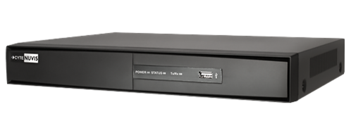 Turbo TVI DVR (D Series)